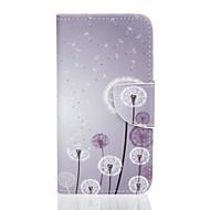 Για Samsung Galaxy Θήκη Πορτοφόλι / Θήκη καρτών / με βάση στήριξης / Ανοιγόμενη / Ανάγλυφη / Με σχέδια tok Πλήρης κάλυψη tok Ραδίκι Σκληρή