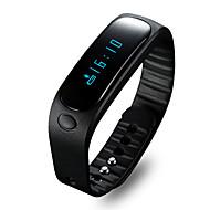 LXW 0001 Smart armbåndVandafvisende / Lang Standby / Træningslog / Sport / Sundhedspleje / Distance Måling / Påførelig / Information /