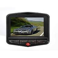 Автомобильный видеорегистратор 2,5 дюйма Экран Автомобильный видеорегистратор