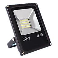 voordelige LED-schijnwerperlampen-20w 40led 5730smd super heldere outdoor LED schijnwerpers waterdicht (dc12-80v)