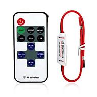 abordables Controladores RGB-Regulador teledirigido sin hilos 12a del regulador de la tira del color 12a para 3528 2835 5050 5630 5730 cinta llevada