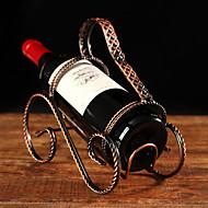 お買い得  バー用品/缶切り/栓抜きなど-ワインラック 鋳鉄,23*11*22CM ワイン アクセサリー