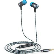 billige Tilbehør til PC og tablets-Huawei am12 plus I øret Ledning Hovedtelefoner Aluminum Alloy Mobiltelefon øretelefon Med volumenkontrol Med Mikrofon Headset
