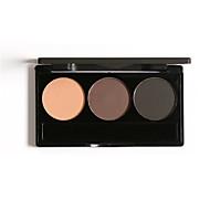 preiswerte -Augenbrauen Puder Trocken / Mineral Lang anhaltend / Natürlich Verfügbare Farbe Augen 1 3 Others