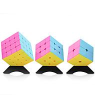 お買い得  -ルービックキューブ YONG JUN 3*3*3 4*4*4 2*2 スムーズなスピードキューブ マジックキューブ パズルキューブ プロフェッショナルレベル スピード クラシック・タイムレス 子供用 成人 おもちゃ 男の子 女の子 ギフト