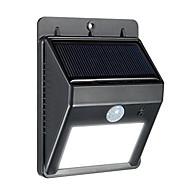 ضوء الشمسية urpower 8 أدى في الهواء الطلق تعمل بالطاقة الشمسية لاسلكي الحركة الأمنية للماء ضوء استشعار للفناء سطح جدار الفناء