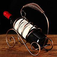 お買い得  バー用品/缶切り/栓抜きなど-ワインラック 鋳鉄,23*9.5*21CM ワイン アクセサリー
