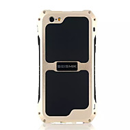 Назначение iPhone 8 iPhone 8 Plus iPhone 6 iPhone 6 Plus Кейс для iPhone 5 Чехлы панели Вода / Грязь / Надежная защита от повреждений