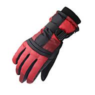 povoljno -Skijaške rukavice Muškarci Žene Cijeli prst Ugrijati Vodootporno Vjetronepropusnost Skijanje Motorcikl Zima