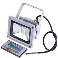 abordables Focos LED-2200lm 85-265V / 12-24v 20w lámpara paisaje de colores RGB control remoto por infrarrojos