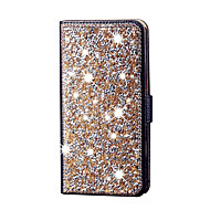 cheap Samsung Accessories-For Samsung Galaxy S7 edge Luxury Shiny Diamond Full PU Leather Case Cover Cell Phone Bling Case Samsung Galaxy S6 edge plus S5 S4 S3