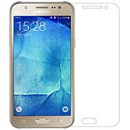 お買い得  Samsung 用スクリーンプロテクター-スクリーンプロテクター Samsung Galaxy のために J5 (2016) PET スクリーンプロテクター 指紋防止