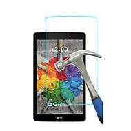 abordables Protectores de Pantalla para LG-Protector de pantalla LG para PET 1 pieza Protector de Pantalla Frontal Alta definición (HD)