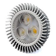 お買い得  LED スポットライト-1個 6 W 480 lm MR16 LEDスポットライト 3 LEDビーズ ハイパワーLED 温白色 / クールホワイト 12 V / 1個 / RoHs