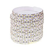 billiga -SENCART 3M Flexibla LED-ljusslingor 360 lysdioder 3528 SMD Varmvit / Vit Klippbar / Kopplingsbar / Lämplig för fordon 12 V 1st / Självhäftande