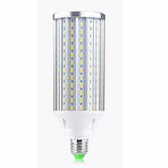お買い得  LED コーン型電球-45W 2800lm E26 / E27 LEDコーン型電球 G80 210LED LEDビーズ SMD 5733 装飾用 温白色 / クールホワイト 220-240V