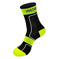 NUCKILY® Cykel/Cykling Sokker Åndbart / Hold Varm / Påførelig Spandex / Nylon / LYCRA®Campering & Vandring / Fornøjelse Sport / Badminton