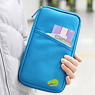 cheap Travel Bags-Travel Wallet Passport Holder & ID Holder Credit Card Protector Travel Passport Wallet Waterproof Portable Dust Proof Multi-function