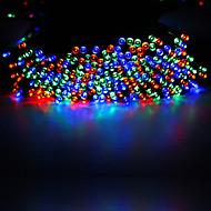 olcso LEDszalagfények-Fényfüzérek lm <5V V 20 m 200 led Meleg fehér Fehér RGB Kék