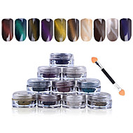ieftine -1 Nail Art autocolant Strălucire & Pudră machiaj cosmetice Nail Art Design