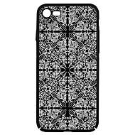 Para En Relieve / Diseños Funda Cubierta Trasera Funda Diseño de Encaje Dura Policarbonato para Apple iPhone 7 Plus / iPhone 7