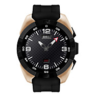 cheap -Smartwatch for iOS / Android Heart Rate Monitor / GPS / Hands-Free Calls / Video / Camera Timer / Stopwatch / Activity Tracker / Sleep Tracker / Find My Device / Alarm Clock / Community Share / 128MB