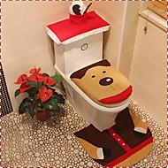 お買い得  浴室用小物-浴槽用マット カートゥン ブティック 繊維 1個 その他のバスルームアクセサリー
