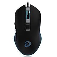 halpa Hiiret & Näppäimistöt-DAREU Johto Gaming Mouse DPI Säädettävä taustavalaistu Ohjelmoitava 500/1000/2000/3000/4000