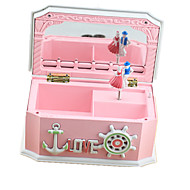 cheap Toys & Hobbies-Music Box Toys Novelty ABS 1 Pieces Girls' Gift