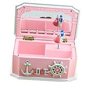 voordelige Speelgoed & Hobby's-Muziekdoos Speeltjes Noviteit 1 Stuks Meisjes Geschenk