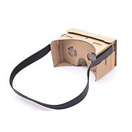 neje DIY google karton virtuális valóság 3D szemüveg fejpánt NFC 4-7 hüvelykes mobiltelefon