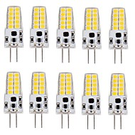 G4 Ampoules Maïs LED T 20 diodes électroluminescentes SMD 2835 Blanc Chaud Blanc Froid 280-300lm 3000-3500/6000-6500