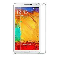 Χαμηλού Κόστους Galaxy Note Προστατευτικά Οθόνης-Προστατευτικό οθόνης Samsung Galaxy για Note 4 Σκληρυμένο Γυαλί Προστατευτικό μπροστινής οθόνης Υψηλή Ανάλυση (HD)