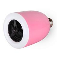 6W E26/E27 LED-älyvalot 20 SMD 5050 400 lm RGB Himmennettävä Bluetooth AC 85-265 V 1 kpl