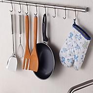 abordables Almacenamiento y Organización-Herramientas de cocina Acero inoxidable Juegos de herramientas de cocina Para utensilios de cocina 1pc