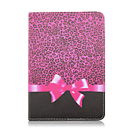 cheap Galaxy Tab 4 8.0 Cases / Covers-Case For Note 8.0 Samsung Galaxy Tab A 8.0 Tab S2 8.0 Shockproof with Stand Auto Sleep / Wake Magnetic Pattern Full Body Cases Leopard