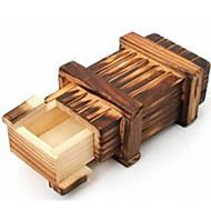 preiswerte Spielzeuge & Spiele-Holzpuzzle Knobelspiele Kong Ming Geduldspiel Luban Geduldspiel Spielzeuge Spielzeuge Intelligenztest Mädchen Jungen Stücke