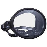 halpa -Sukellus Maskit Turvallisuus Gear Snorkkelimaski Turvavarusteet Työkaluja ei tarvita Protective 180 aste Uinti Sukellus Silikoni Lasi -