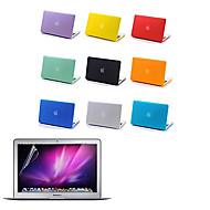huippulaatua koko kehon matta kotelo ja näytön protetive elokuva MacBook Air 13,3 tuumaa