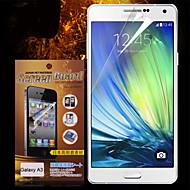 Защитный HD-экран протектор для Samsung Galaxy a3 (5 шт)