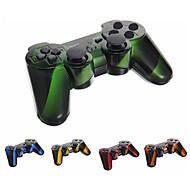 abordables Accesorios para Videojuego-Sin Cable Control de Videojuego Para Sony PS3 ,  Bluetooth / Empuñadura de Juego / Novedades Control de Videojuego ABS 1 pcs unidad