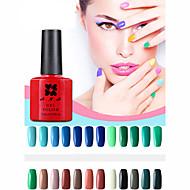 Nagellack UV Gel 10 1 Ablösen UV Farbgel Langlebige Aufsaugeigenschaften