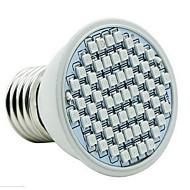 abordables Luces de Crecimiento-2.5 W 260 lm E26 / E27 Growing Light Bulb 60 Cuentas LED SMD 2835 Rojo / Azul 85-265 V / 1 pieza