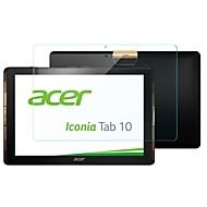 olcso Képernyő védők-9 óra edzett üveg kijelző védő fólia Acer Iconia Tab 10 a3-A40 A40 a3