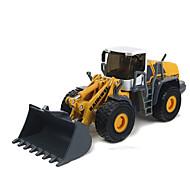 お買い得  -KDW トラック 建設車両 ブルドーザー トラック 掘削機械 アイデアジュェリー クラシック・タイムレス 男の子 女の子 おもちゃ ギフト