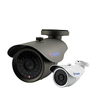 halpa -yanse® 1000tvl 8mm metalli alumiini d / n CCTV kamera ir 36 johti turvallisuus vedenpitävä langallinen f278cf