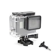 お買い得  スポーツカメラ & GoPro 用アクセサリー-防水ハウジング ケース 防水 ために アクションカメラ Gopro 5 潜水 / サーフィン / スキー 1 pcs