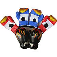 Geantă Mănuși de box Mănuși de box Pro Mănuși de box de formare Mănuși MMA de Luptă Mănuși de Lovit pentru Arte marțiale Arte Marțiale