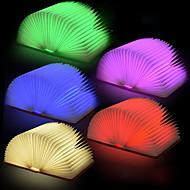 abordables Iluminación LED al por mayor-1 pieza Luz de noche LED Smart / Recargable Moderno / Contemporáneo