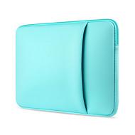 abordables Gadgets Ordinateur Portable-11,6 13,3 14,1 15,6 pouces de bonbons avec des manches de couverture poche pour ordinateur portable latéral antichoc cas dell / hp / sony